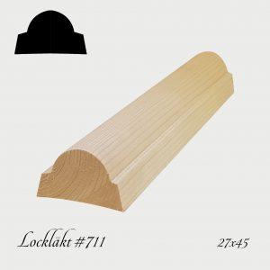 Lockläkt #711