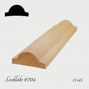 Lockläkt #704