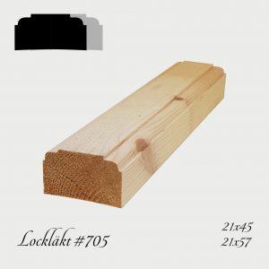 Lockläkt #705