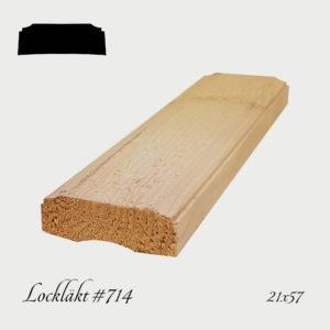 Lockläkt #714
